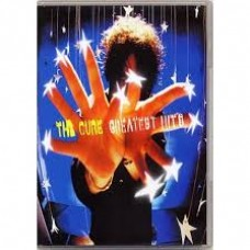 """DVD THE CURE """"GREATEST HITS"""""""