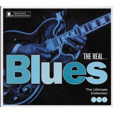 CD THE REAL... BLUES (3CD)