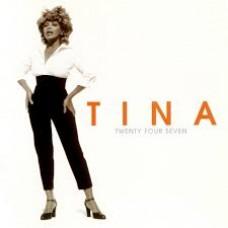 "CD TINA TURNER ""TWENTY FOR SEVEN"""