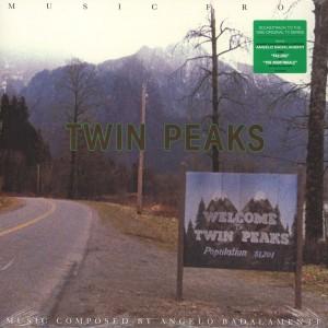 """LP OST """"TWIN PEAKS"""""""