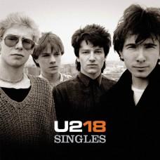 "CD U2 ""18 SINGLES"""