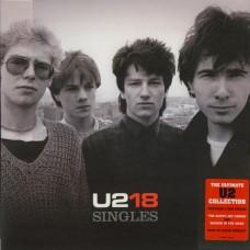 "LP U2 ""18 SINGLES"" (2LP)"