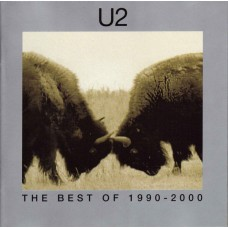 "CD U2 ""THE BEST OF 1990 - 2000"""