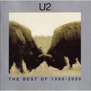 "CD U2 ""THE BEST OF 1990 - 2000"""