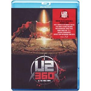 """BR U2 """"360 AT THE ROSE BOWL"""""""