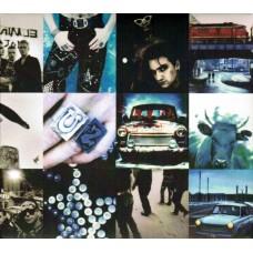 """CD U2 """"ACHTUNG BABY""""  (2CD) DLX"""