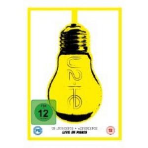 "DVD U2 ""INNOCENCE + EXPERIENCE"" LIVE IN PARIS"