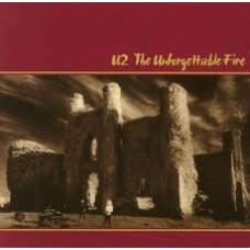"LP U2 ""THE UNFORGETABLE FIRE"""