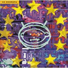 """CD U2 """"ZOOROPA"""""""