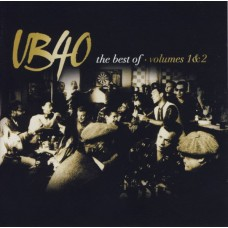 "CD UB40 ""THE BEST OF. VOLUMES 1 & 2"" (2CD)"