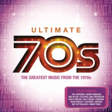 CD ULTIMATE 70s (4CD)