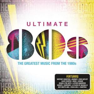CD ULTIMATE 80s (4CD)