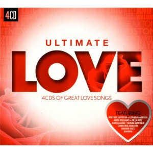 CD ULTIMATE love (4CD)