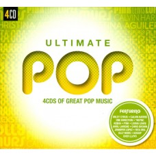 CD ULTIMATE pop (4CD)