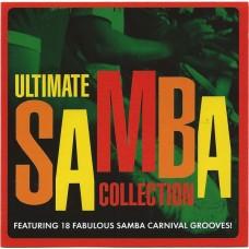 CD ULTIMATE SAMBA COLLECTION