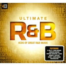CD ULTIMATE r&b (4CD)