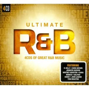 CD ULTIMATE r&b (4CD)