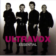 "CD ULTRAVOX ""ESSENTIAL"""
