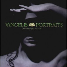 "CD VANGELIS ""PORTRAITS. SO LONG AGO, SO CLEAR"""