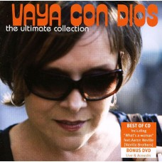 "CD VAYA CON DIOS ""THE ULTIMATE COLLECTION""  (CD+DVD)"