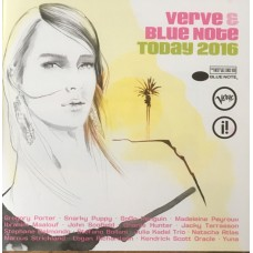 "CD VERVE & BLUE NOTE ""TODAY 2016"""