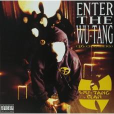 "LP WU-TANG CLAN ""ENTER THE WU-TANG"""