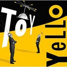 """CD YELLO """"TOY"""""""
