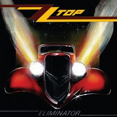 "LP ZZ TOP ""ELIMINATOR"" YELLOW VINYL"