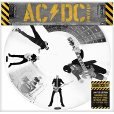 """LP AC/DC """"THROUGH THE MISTS OF TIME / WITCH'S SPELL"""" 12"""" PICTURE RSD2021"""