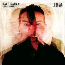 "CD DAVE GAHAN & THE SOULSAVERS ""ANGELS & GHOSTS"""