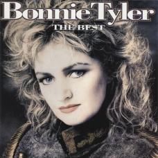 "CD BONNIE TYLER ""THE BEST"""